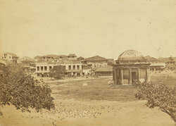 Interior of Fort, Bombay.